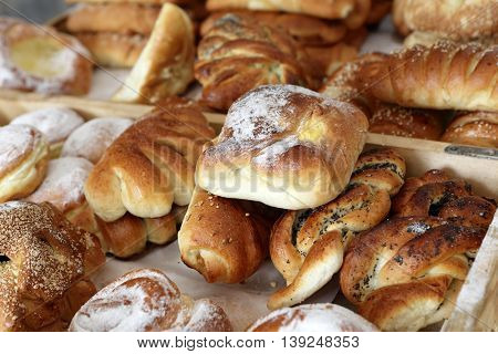 The Bakery Products
