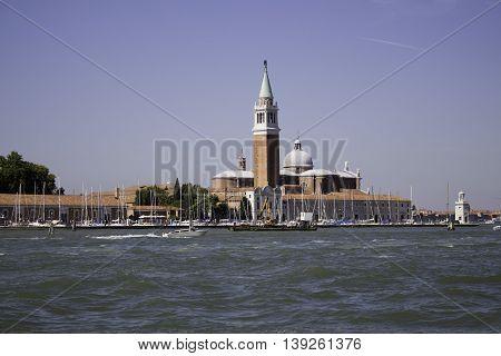 Church of San Giorgio Maggiore, Venice, Italia