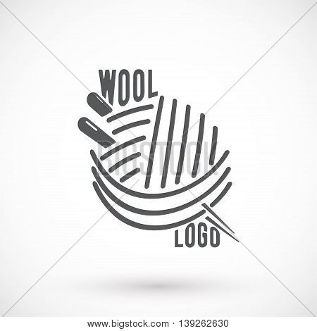 Wool And Needle Symbol