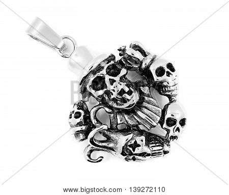 Necklace Pendant Skull