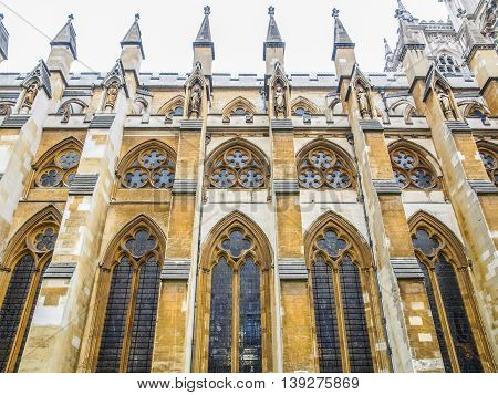 Westminster Abbey Hdr