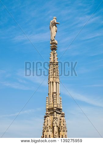 Duomo, Milan Hdr