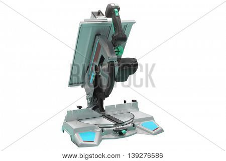 The image of a circular saw