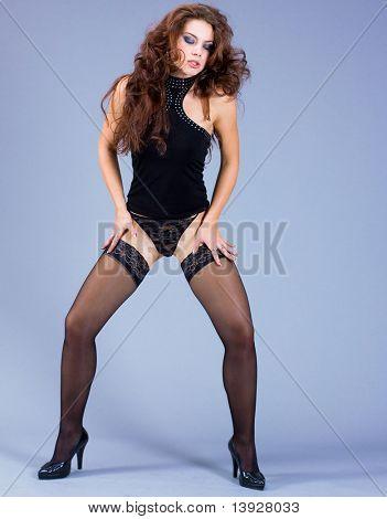 Portrait Erotica Posing