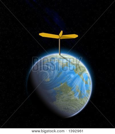 Earth Directions poster