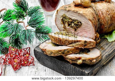 Knuckle Meat For Christmas