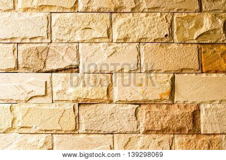 the wallpaper of brick stone texture background