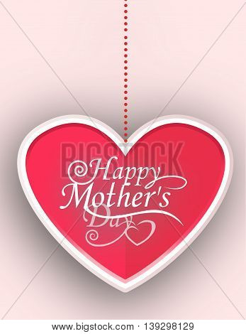 vintage Happy Mother's Day for you design