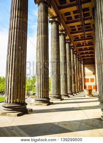 Altesmuseum Berlin Hdr