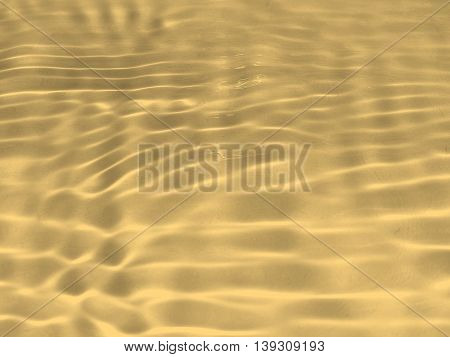 sea or ocean water background texture vintage sepia