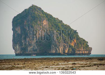 Islands. Krabi, Thailand.