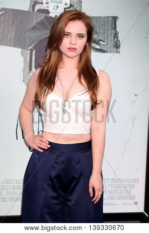 LOS ANGELES - JUL 19:  Sierra McCormick at the