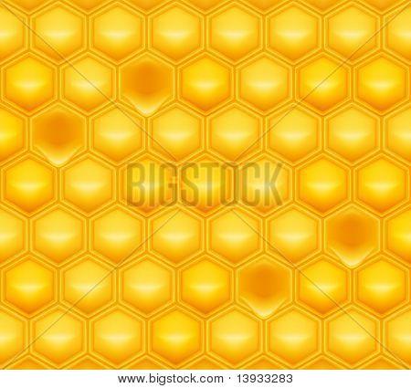 Honeycomb, mesh