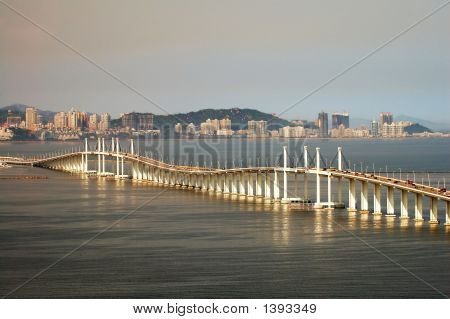 Friendship Birdge, Macau
