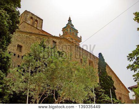 Monastery Of Valldemossa, Majorca, Spain