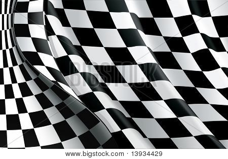 Racing Background, vector