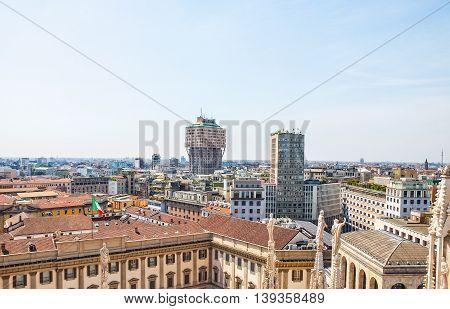 Milan, Italy Hdr