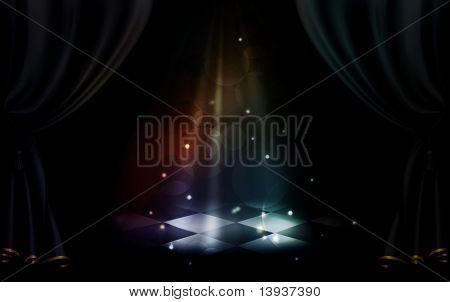 Magic Stage, 10eps
