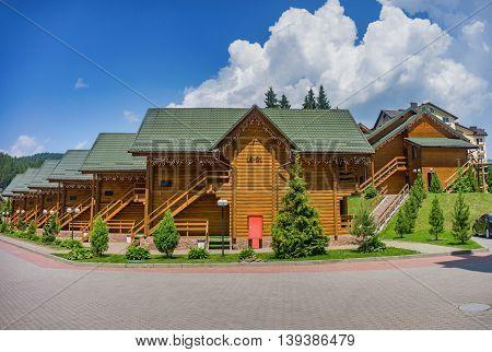 Cottages Of Bukovel