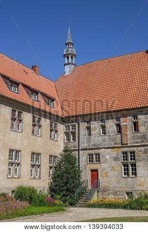 Monastery Of Frenswegen In Nordhorn