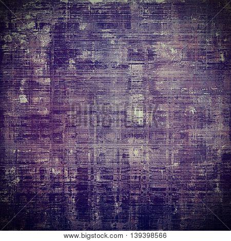 Retro design composition, grunge background or textured backdrop. With different color patterns: gray; black; blue; purple (violet); pink