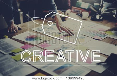 Creative Design Brand Identity Marketing Concept