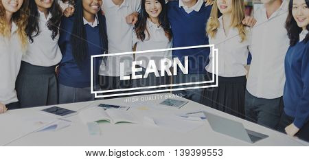 Learn Learning Studying Education Knowledge Concept