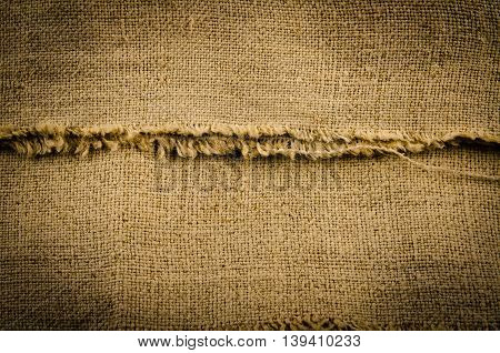 Brown knitted fabric texture, for abstract background, toned