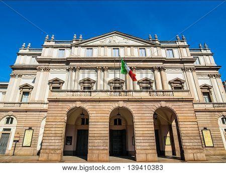 Teatro Alla Scala, Milan Hdr