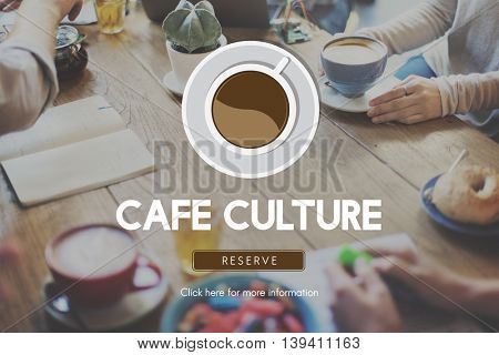 Beverage Cafe Refresh Coffee Break Aromatic Concept