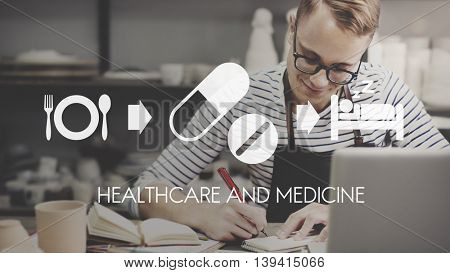 Healthcare Medicine Medication Medical Health Concept