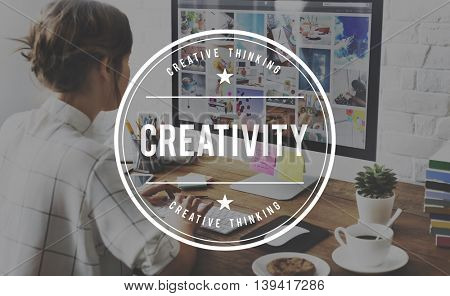Creativity Ideas Inspiration Vision Concept