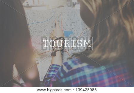 Tourism Adventure Enjoyment Journey Leisure Concept