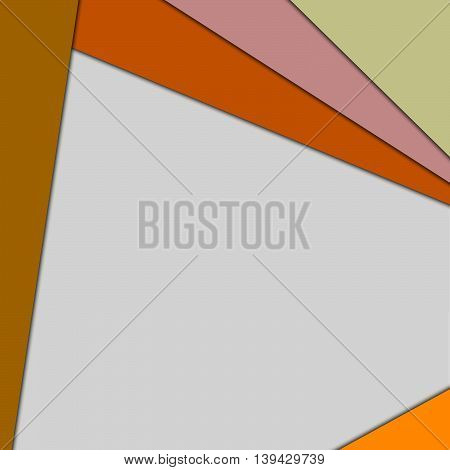abstraction of background vector illustration of a contemporary design