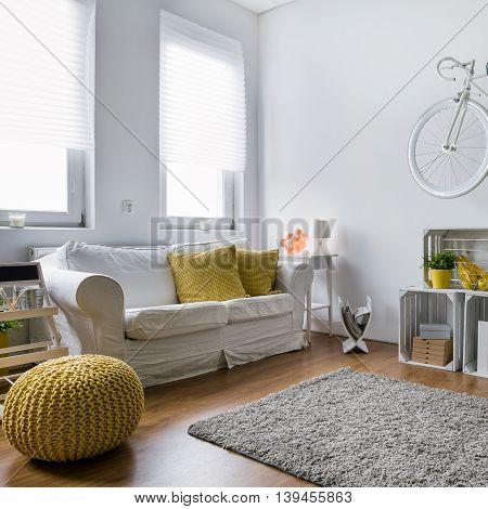 Living Room Full Of Decor Ideas