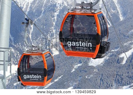 Bad Gastein Lift