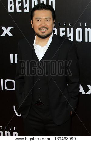 LOS ANGELES - JUL 20:  Justin Lin at the