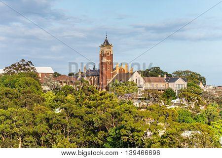 St Augustine's Catholic Church (1848) Balmain Sydney New South Wales Australia