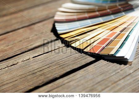 color samples for design project. Home  design