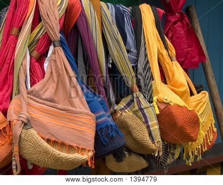 Cloths Of Many Colours