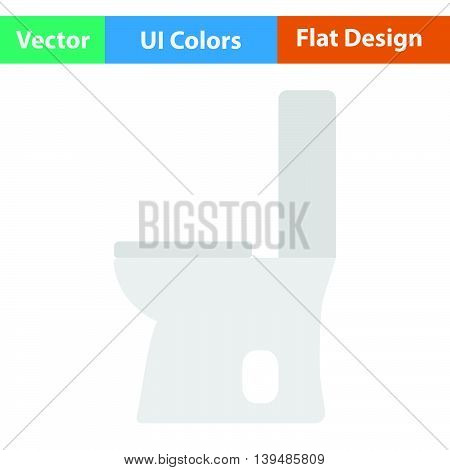 Toilet Bowl Icon