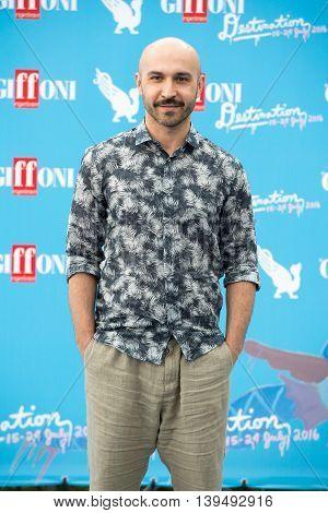 Actor Maccio Capatonda