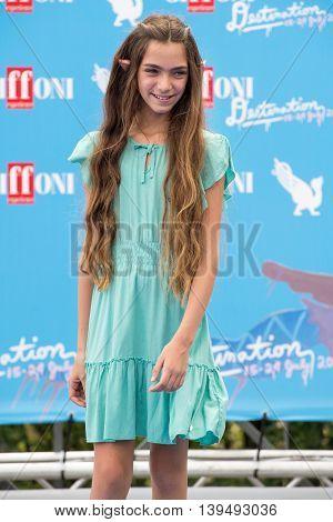 Actress Gaia Forte