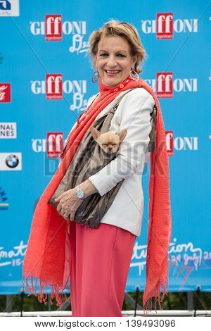 Actress Fioretta Mari