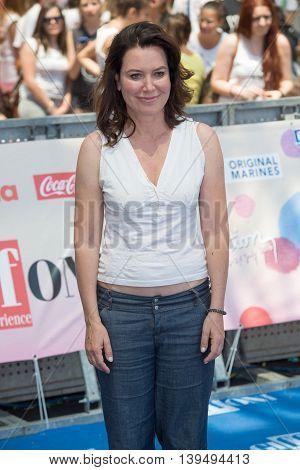 Actress Sabina Guzzanti