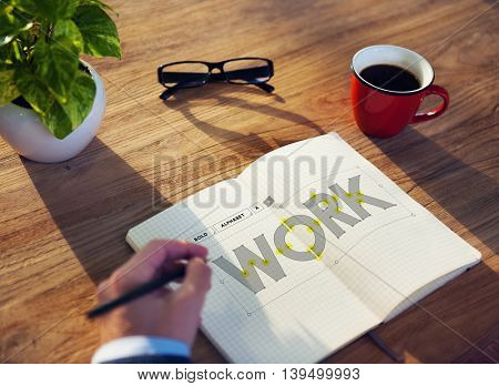 Work Working Recruitment Occupation Career Concept