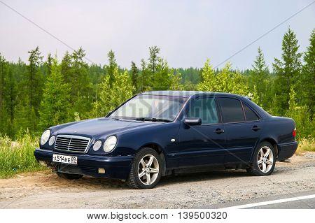 Mercedes-benz W210 E240