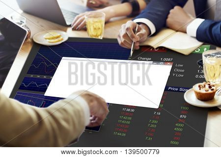 Investment Stocks Market Business Economy Concept