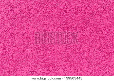 Pink grunge cement wall textured background, Pattern of plaster wall.
