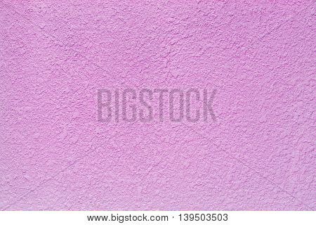 Purple grunge cement wall textured background, Pattern of plaster wall.